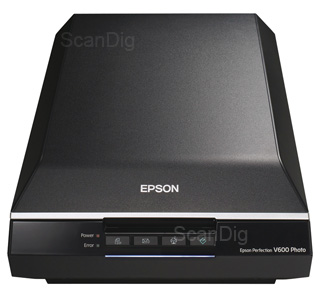The Epson Perfection V600 Photo