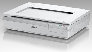 Test review Epson WorkForce DS-50000N: image quality, scanning speed