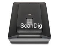 hp scanjet 8200 scanner software