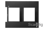 The 4x5inch-film adapter of the ScanMaker s480