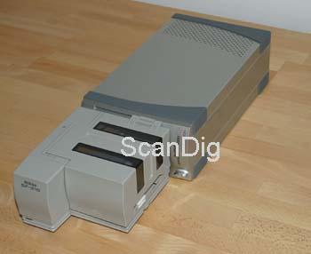 Nikon Super Coolscan 5000 ED Filmscanner Slide Scanner: Review, test