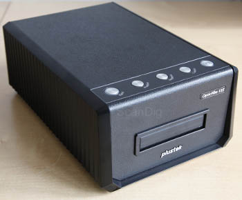 Plustek OpticFilm 135 film scanner: Detailed review about