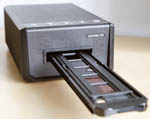 Plustek OpticFilm 135 film scanner: Detailed review about