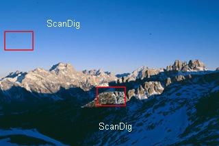Film scanner Plustek OpticFilm 7500i slide-scanner: test