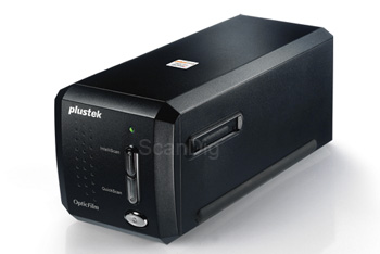 The Plustek OpticFilm 8200i