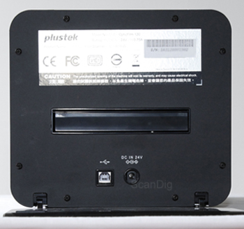 Plustek OpticFilm 120 film scanner: Detailed review about the medium