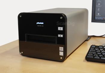 Plustek OpticFilm 120 film scanner: Detailed review about