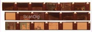 Scanner Negativ 110 Filmstreifen