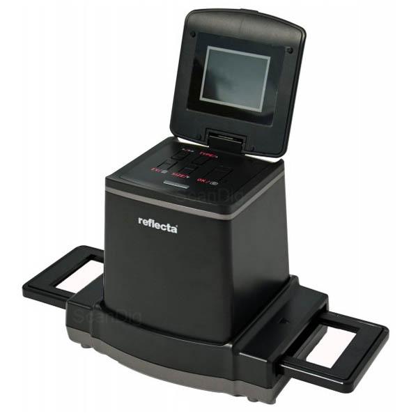 Reflecta RPS 7200 Film und Diascanner