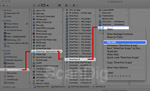 choose 32Bit mode at MAC OS X 64Bit System